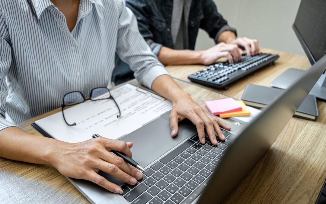 L'informatique : le domaine de prédilection pour le portage salarial