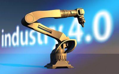 Les industries changent de logo avec leur étiquette technologie pour le 4.0